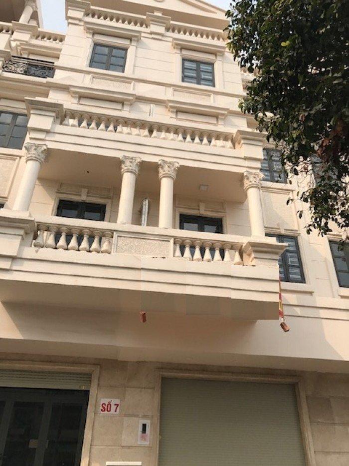Cho thuê nhà MT Phan Văn Trị, P10, Gò Vấp, khu Cityland ParkHill
