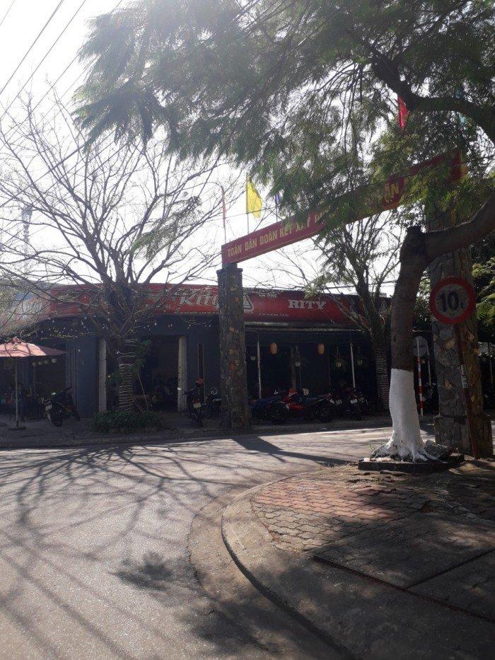 Bán 400m2 đất 2 mặt tiền đường Ngô Quyền - TP Đà Nẵng