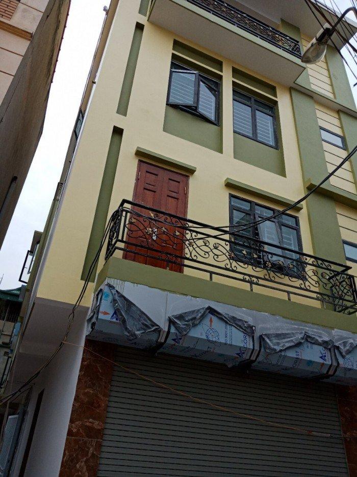 Nhà đẹp sát trường đại học HN, Oto vào tận nhà Lương Thế Vinh Thanh Xuân ( 4T*40M2*4PN*3.95TY)