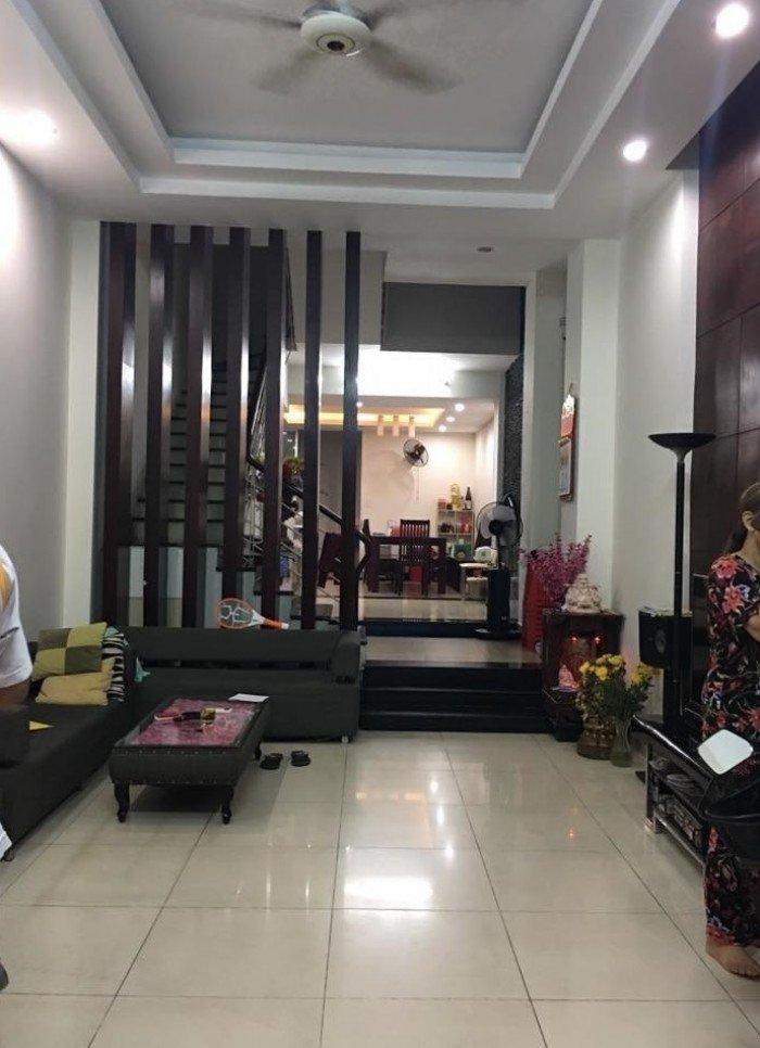 Bán Gấp nhà Nguyễn Minh Hoàng, Tân Bình 80m2 3 lầu