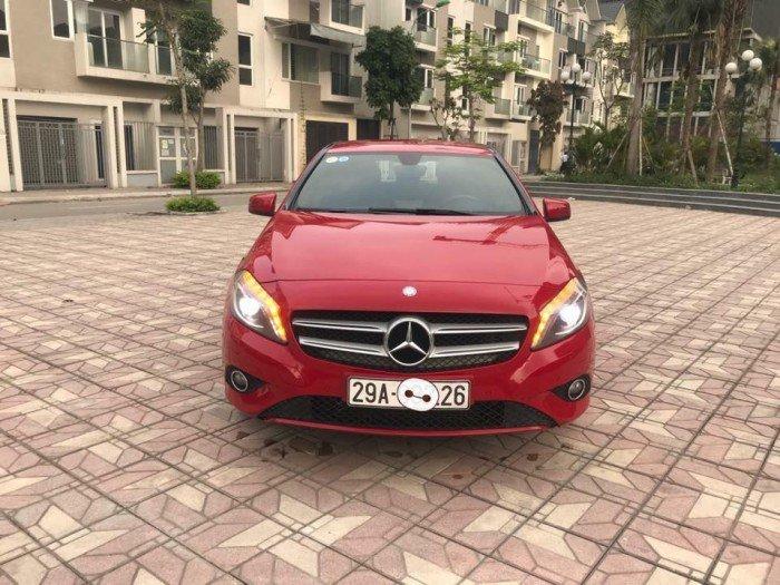 Mercedes A200 nhập khẩu nguyên chiếc sản xuất 2013