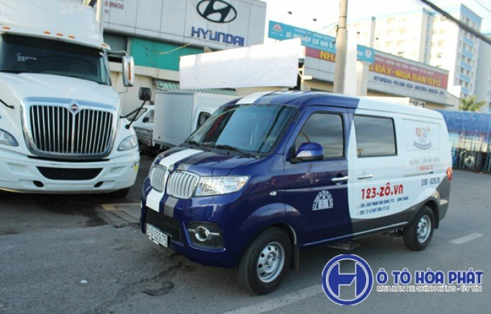Xe bán tải Dongben X30 5 chỗ