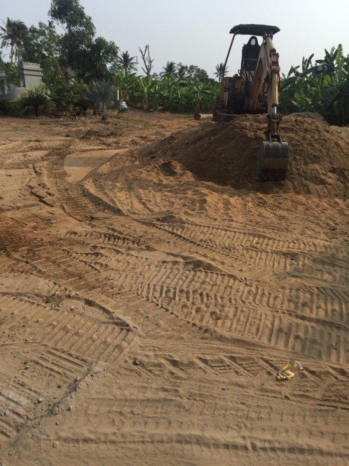 Cần bán 1330 m2 đường nhánh Liên Ấp 4-5 xã Đa Phước, Bình Chánh.