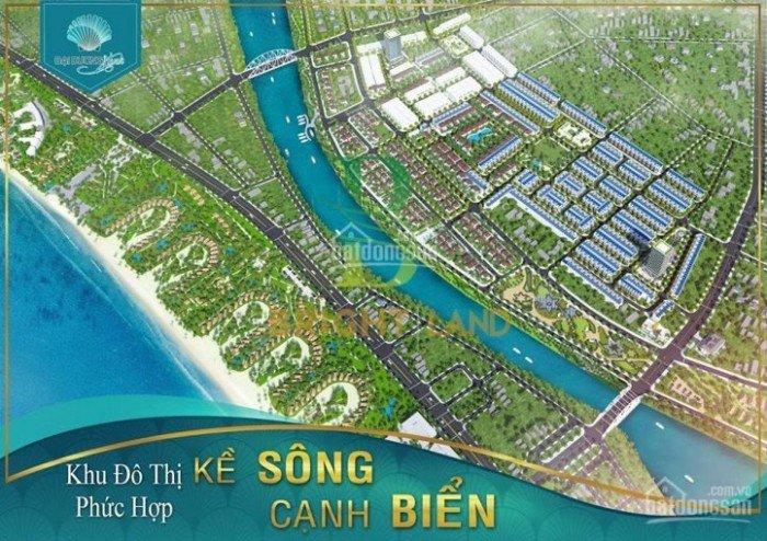 Nhận đặt chỗ siêu dự án Blue RiverSide ven sông nam Đà Nẵng