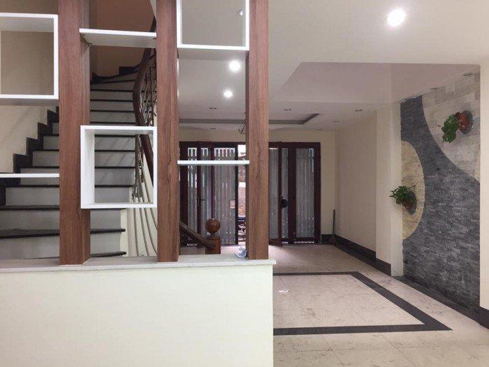 7tỷ có nhà 5tầng cực đẹp - mới tinh 62m2, MT 5m, phố Lê trọng Tấn, Thanh Xuân