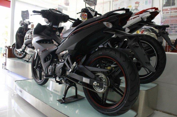 Xe máy Yamaha Exciter 150 Đen nhám - Chính hãng