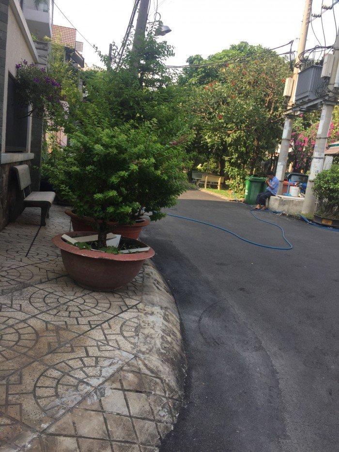Bán nhà căn hộ biệt thự hẻm 10m Tân Sơn Nhì Q.Tân Phú