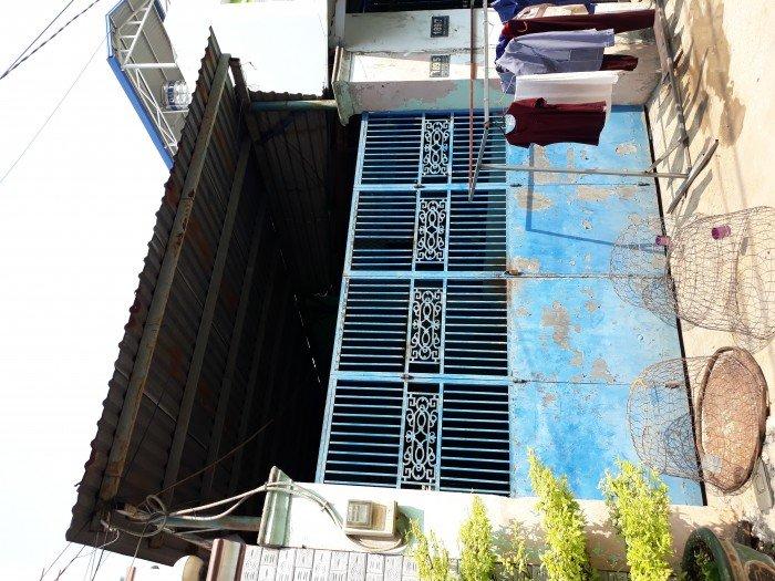 Bán nhà C4 gần chợ An Nhơn, Nguyễn Oanh P17 GV