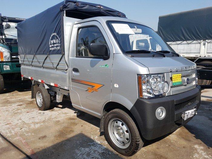 DongBen 870kg Thùng Lửng sản xuất năm 2018 Số tay (số sàn) Xe tải động cơ Dầu diesel