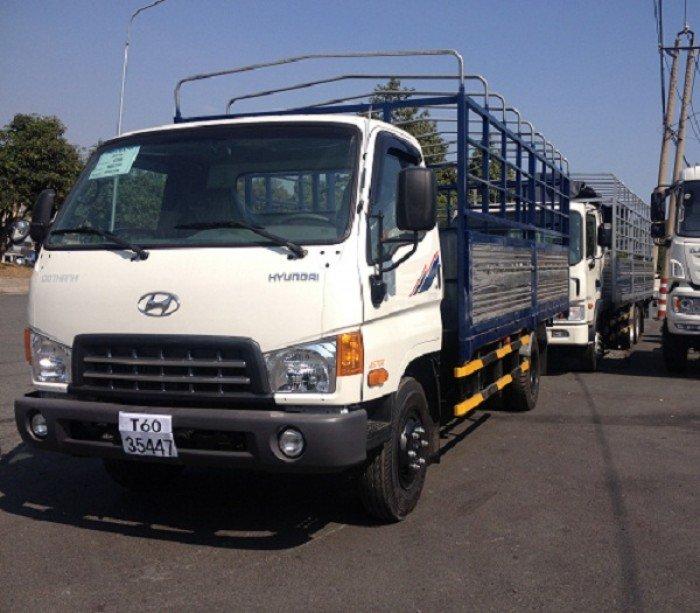 Hyundai HD700 sản xuất năm 2018 Số tay (số sàn) Dầu diesel