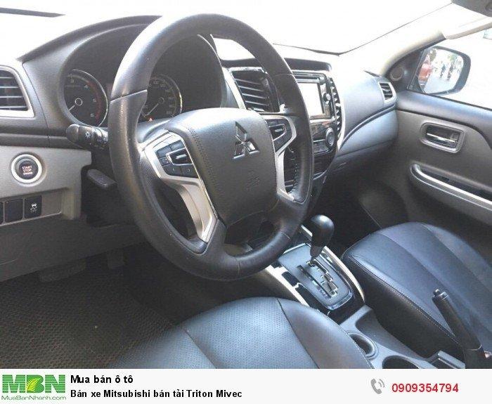 Bán xe Mitsubishi bán tải Triton Mivec 2