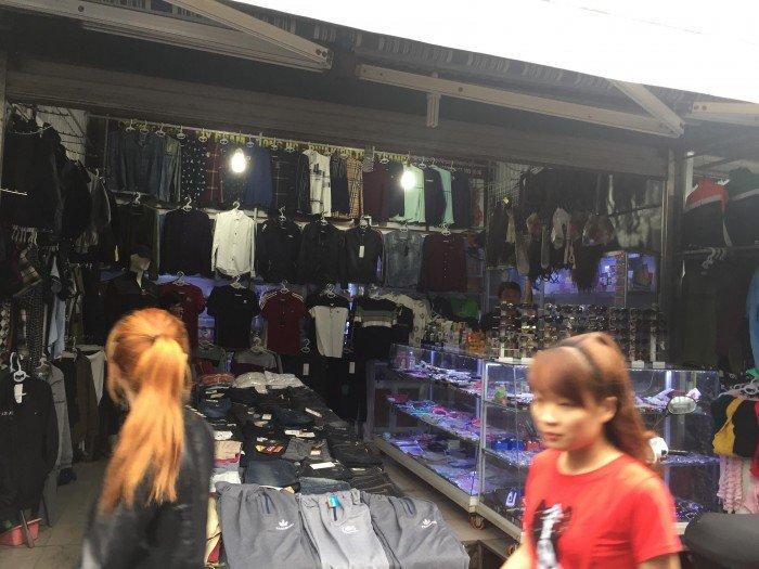 Cho thuê kiot đang kinh doanh tốt tại chợ Thanh Bình chỉ 8,5 triệu