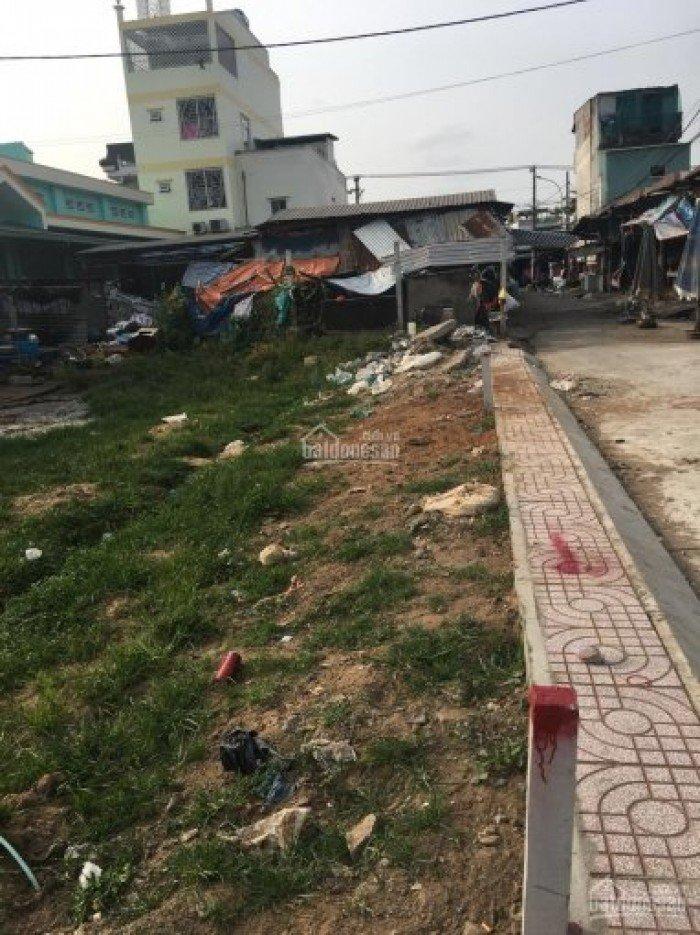 Đối diện KCN cầu tràm, ấp Cầu Tràm, xã Long Trạch, huyện Cần Đước, tỉnh Long An