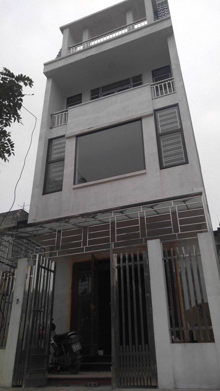 Bán Nhà Duyên Thái, Thường Tín 3.5tầng x65m2, Ô Tô đỗ cửa.