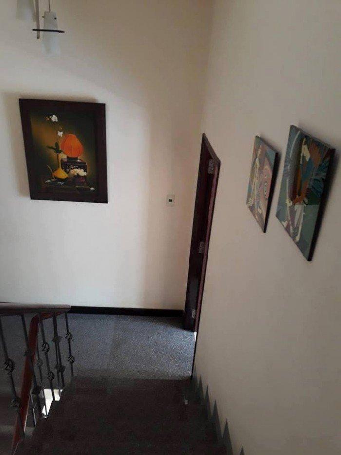 Bán nhà HXH Nguyễn Thái Bình, 85m2, 4T, MT 5m, KD tốt