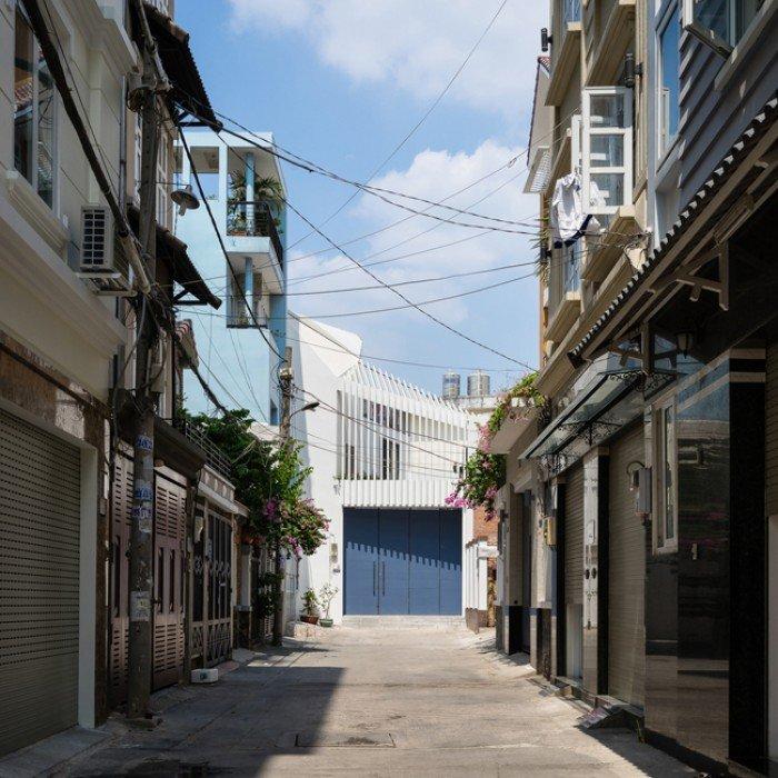 Bán dãy nhà trọ 20 phòng Nguyễn Thị Minh Khai, 145 m2, 21 tỷ, sổ hồng.