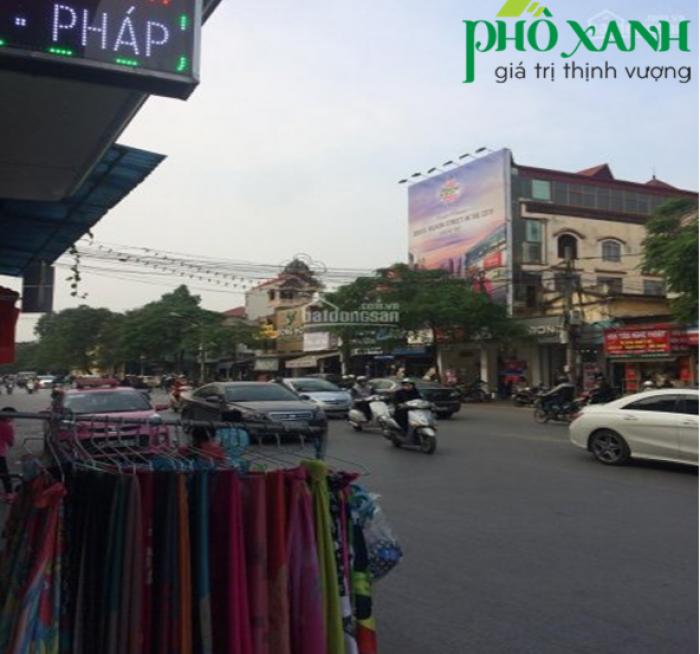Cho thuê nhà măt phố Tô Hiệu, Lê Chân, Hải Phòng Mt 5m, dt 80m2