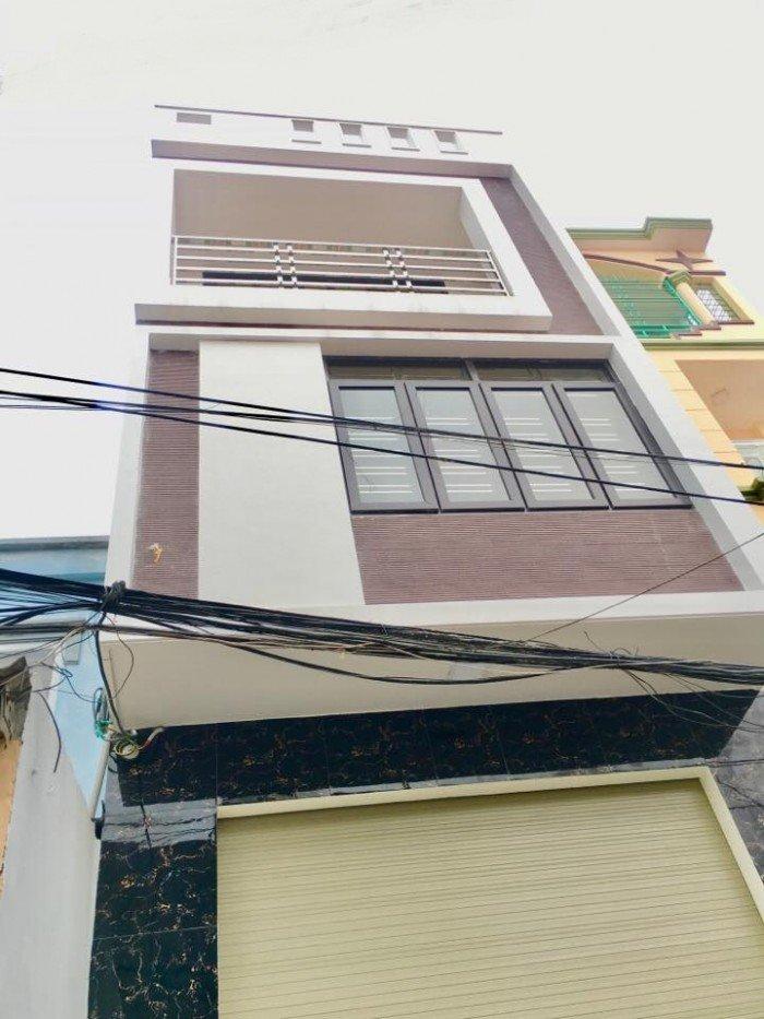 Chính chủ bán nhà 3 tầng ô tô đỗ cửa trong ngõ 562 Nguyễn Văn Linh