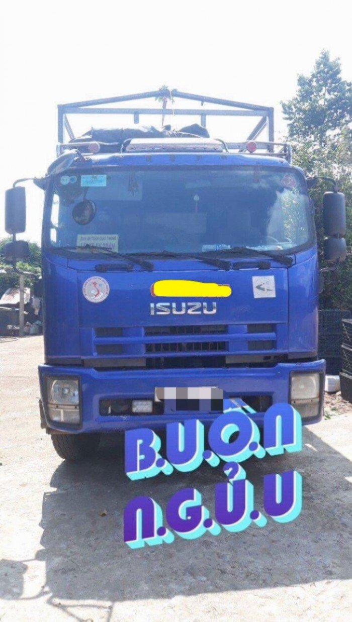 Isuzu FVM sản xuất năm 2011 Số tay (số sàn) Xe tải động cơ Dầu diesel