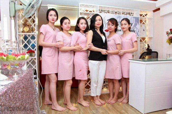May đồng phục nhà hàng, Spa giá rẻ tại TP. Hồ Chí Minh
