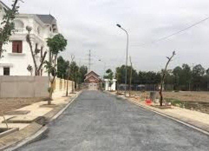 Bán gấp lô đất Nguyễn Văn Bứa, Dt 4*19