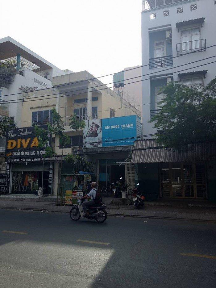Bán nhà, MTKD Tân Sơn Nhì, Q.Tân Phú, TP.HCM