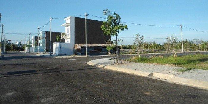 Bán đất ở, trung tâm Nguyễn Thị Định khu đô thị Quận 2, sổ riêng từng nền, thổ cư 100%