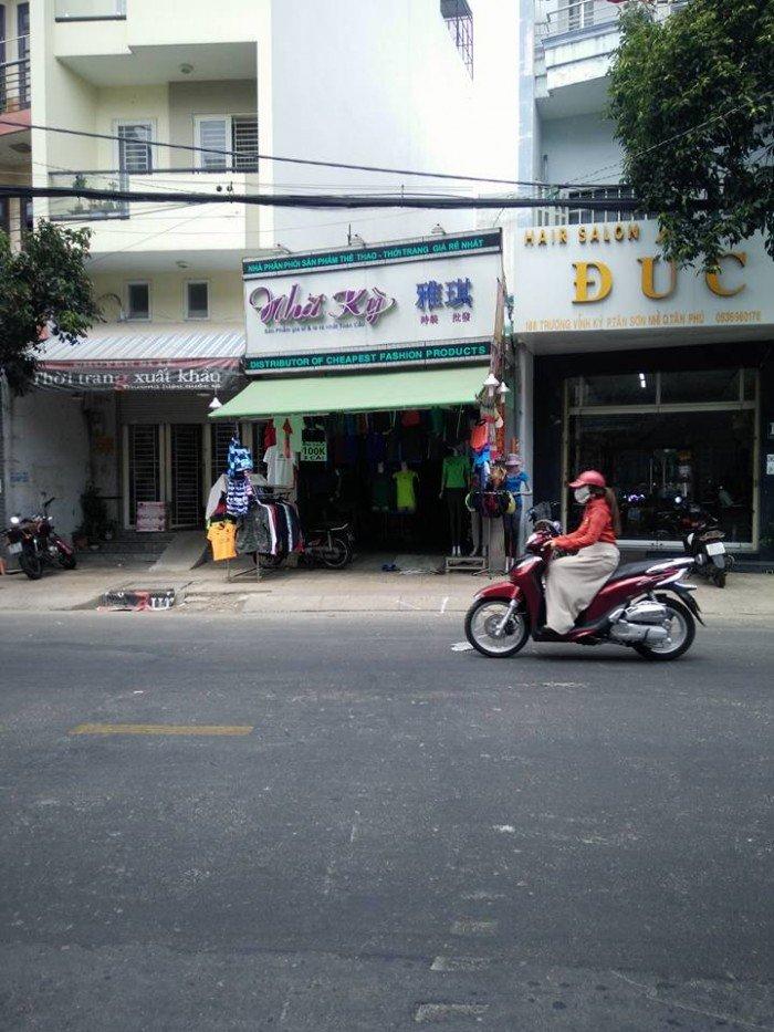 4.1x15.5m, MT Trương Vĩnh Ký, P.Tân Sơn Nhì, Q.Tân Phú