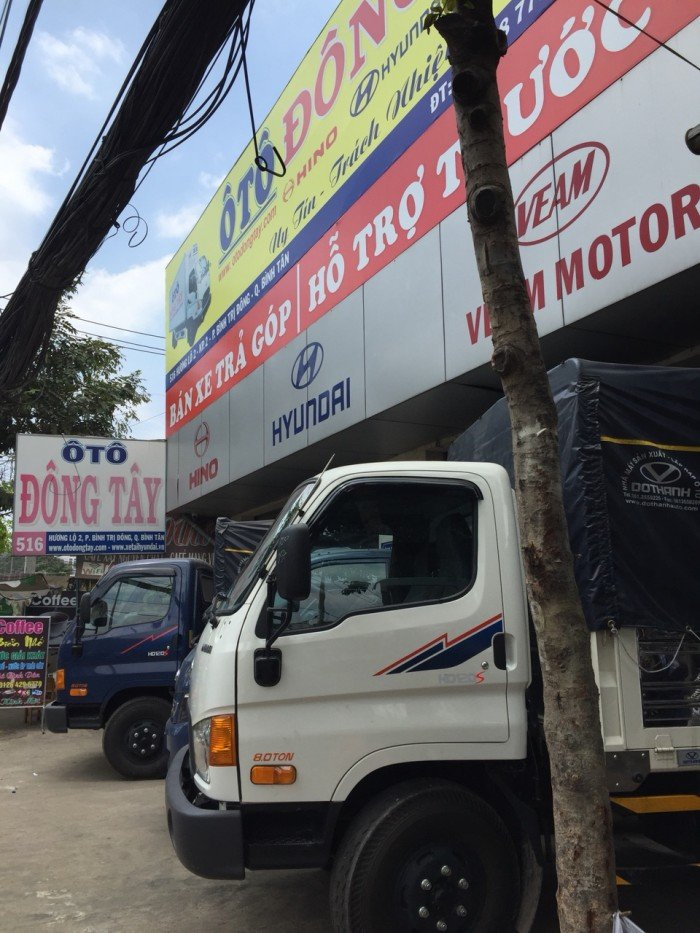 Hyundai HD120s Đô Thành
