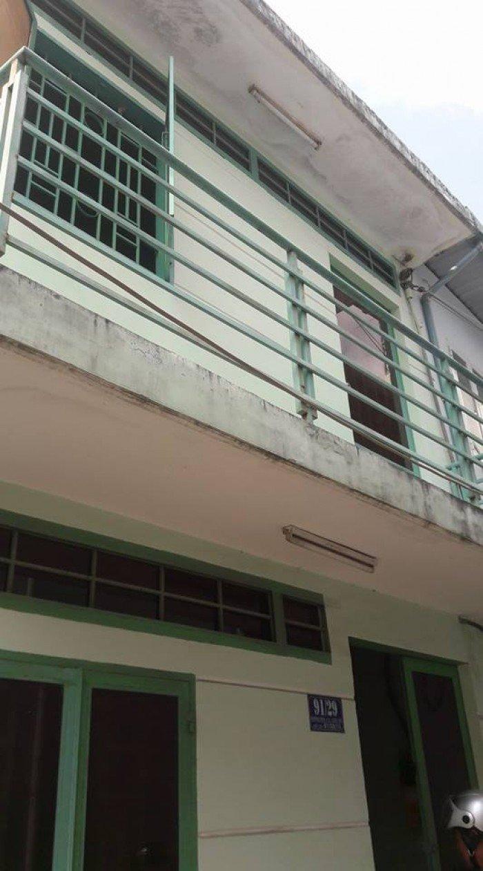 Nhà bán đường số 18,p8 Lê Văn Thọ, Gò Vấp,dt 4x5 đúc 1 trệt 1 lầu