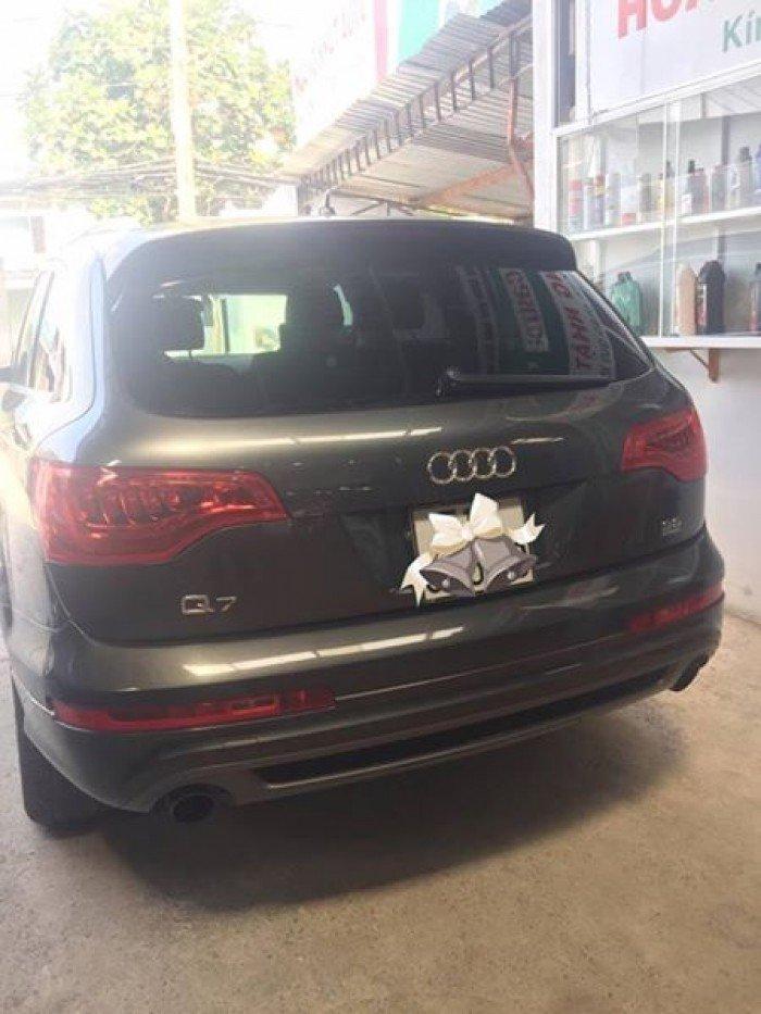 Audi Q7 năm 2008 đăng ký lần đầu 2009 2