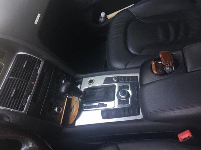 Audi Q7 năm 2008 đăng ký lần đầu 2009 7