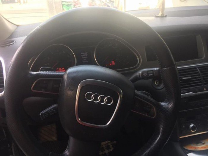 Audi Q7 năm 2008 đăng ký lần đầu 2009 6