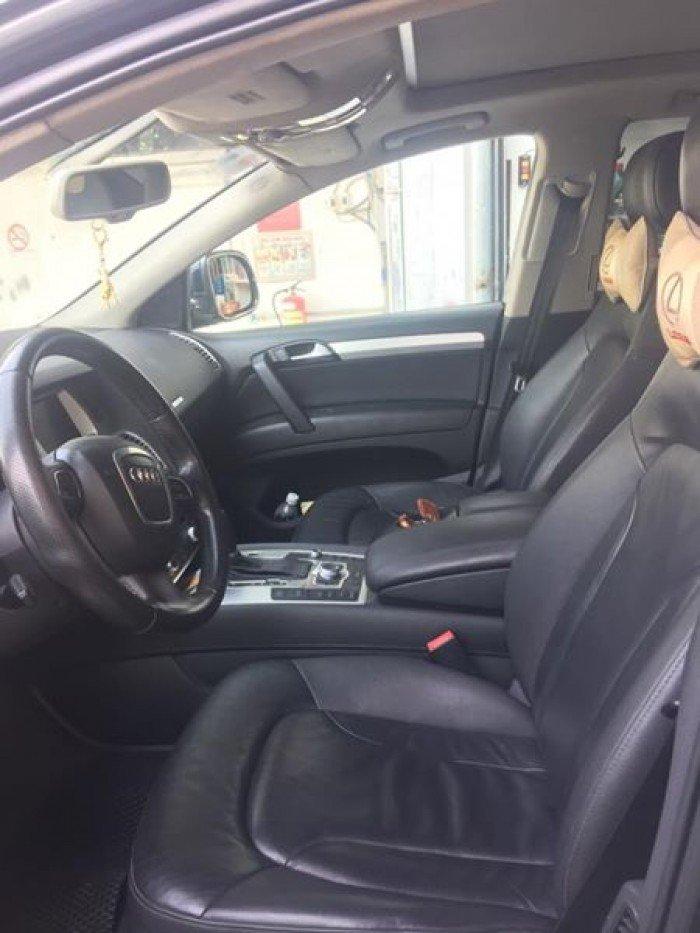 Audi Q7 năm 2008 đăng ký lần đầu 2009