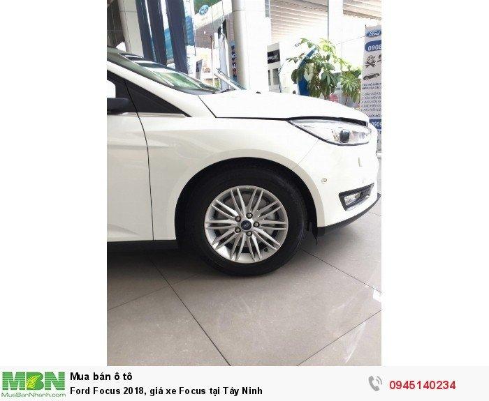 Ford Focus 2018, giá xe Focus tại Tây Ninh