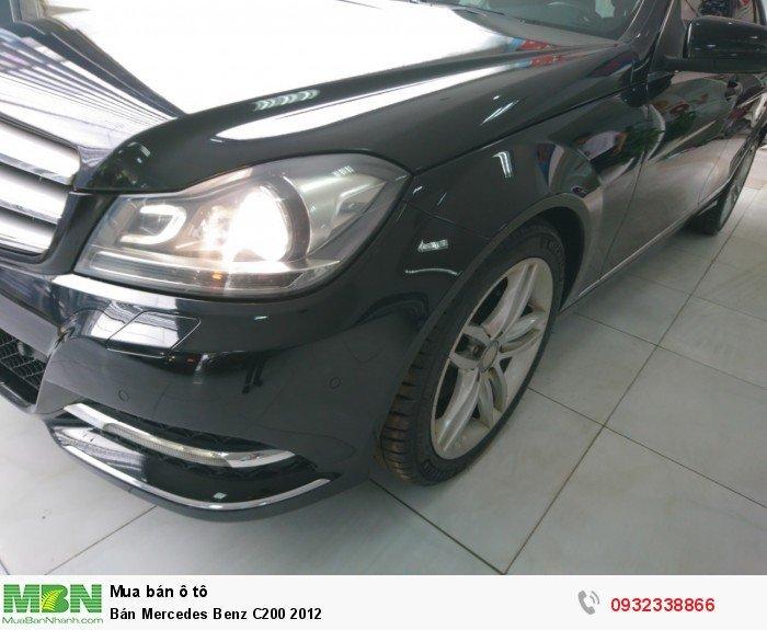 Bán Mercedes Benz C200 2012 2