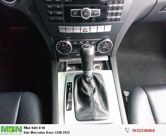 Bán Mercedes Benz C200 2012 4