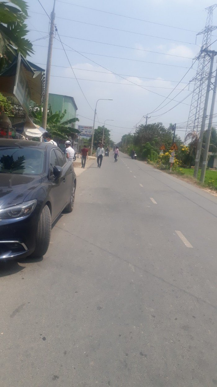 Đất ngay chợ Thạnh Phú, Vĩnh Cửu, Đồng Nai giá rẻ