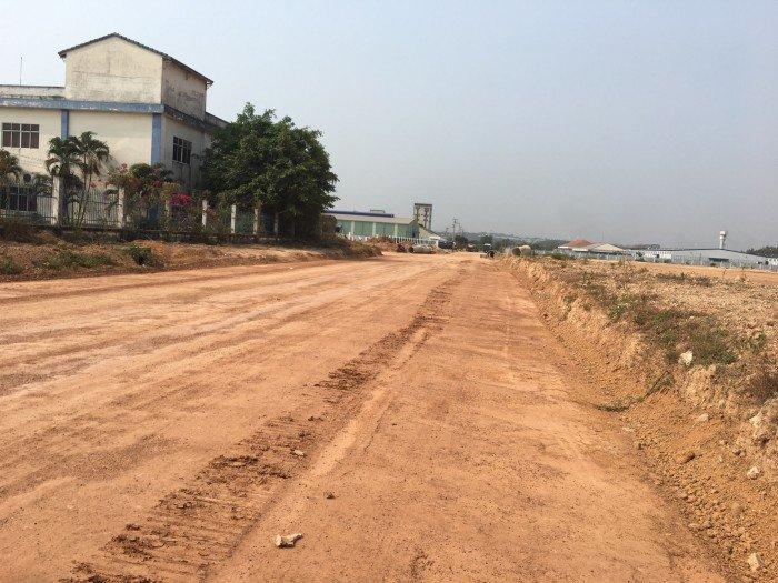 Bán đất dự án sát bên khu công nghiệp Sông Mây, ngay chợ Sông Mây