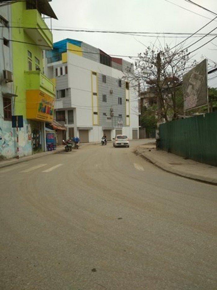 Bán nhà mặt phố Gia Quất 57.5m dự án Rice City Sông Hồng
