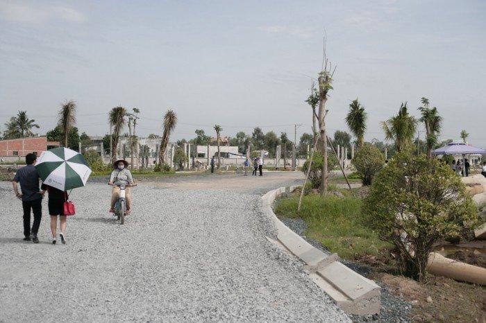 Đất nền khu dân cư Xuyên Á- vị trí vàng an cư, đầu tư sinh lợi