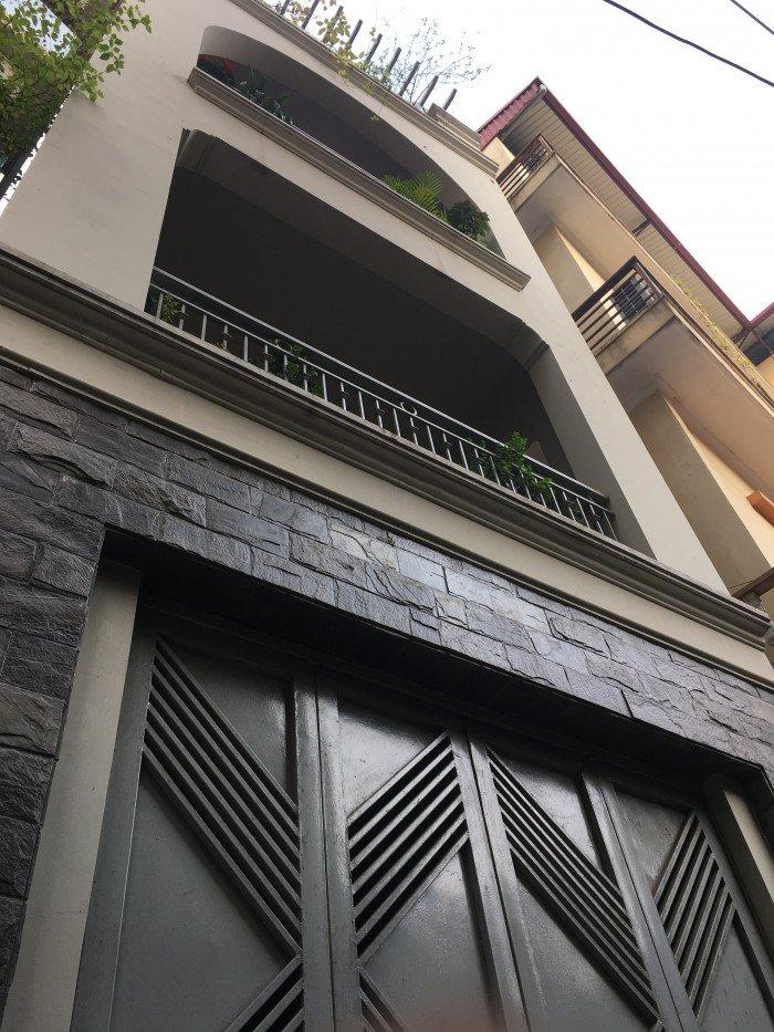Bán nhà 4 tầng DT 83m2 mặt ngõ 10 Văn Công Mai Dịch