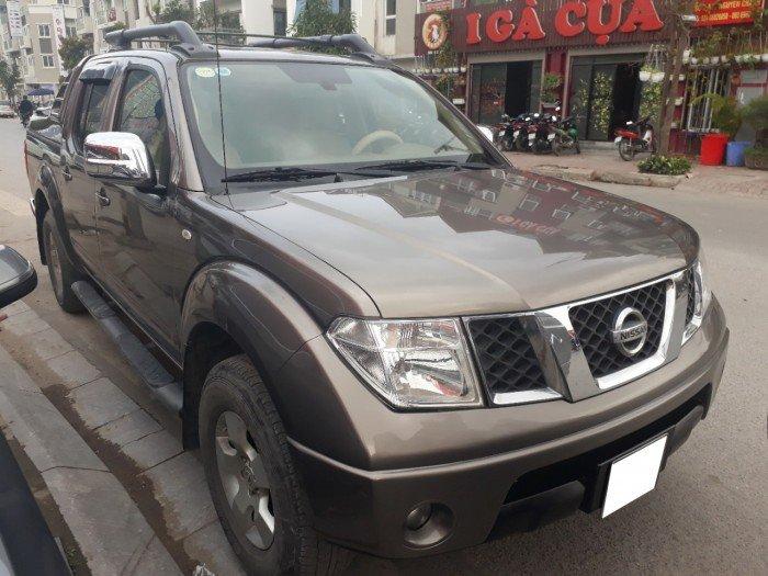 Bán xe Nissan Navara 2 cầu số tự động đời 2013