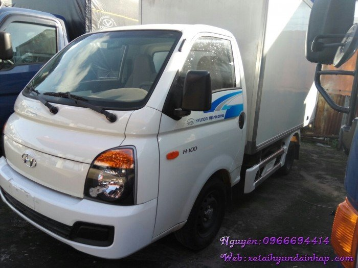 Xe tải Hyundai h150 1t5