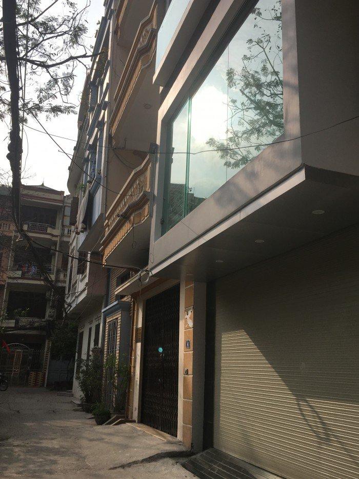 Bán nhà 5 tầng DT 32m2 xây mới ngõ 49 đường Võ Chí Công, Tây Hồ