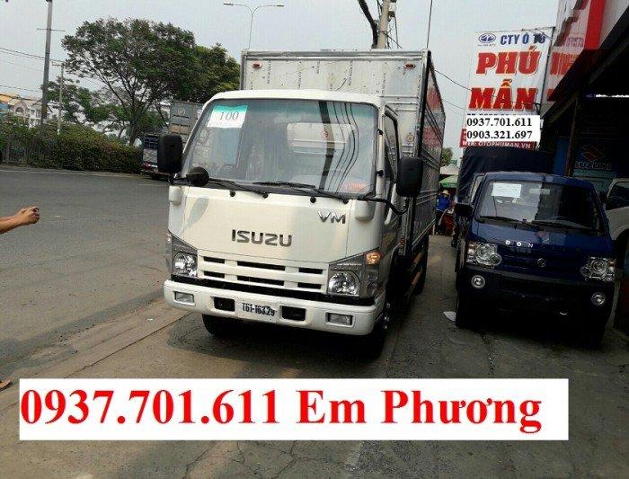 Nơi bán xe tải Isuzu 3t5 chính hãng giá rẻ nhất 3