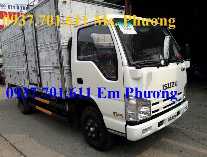 Nơi bán xe tải Isuzu 3t5 chính hãng giá rẻ nhất 1