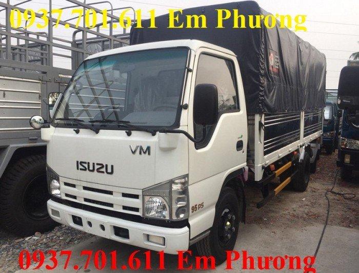 Nơi bán xe tải Isuzu 3t5 chính hãng giá rẻ nhất 0