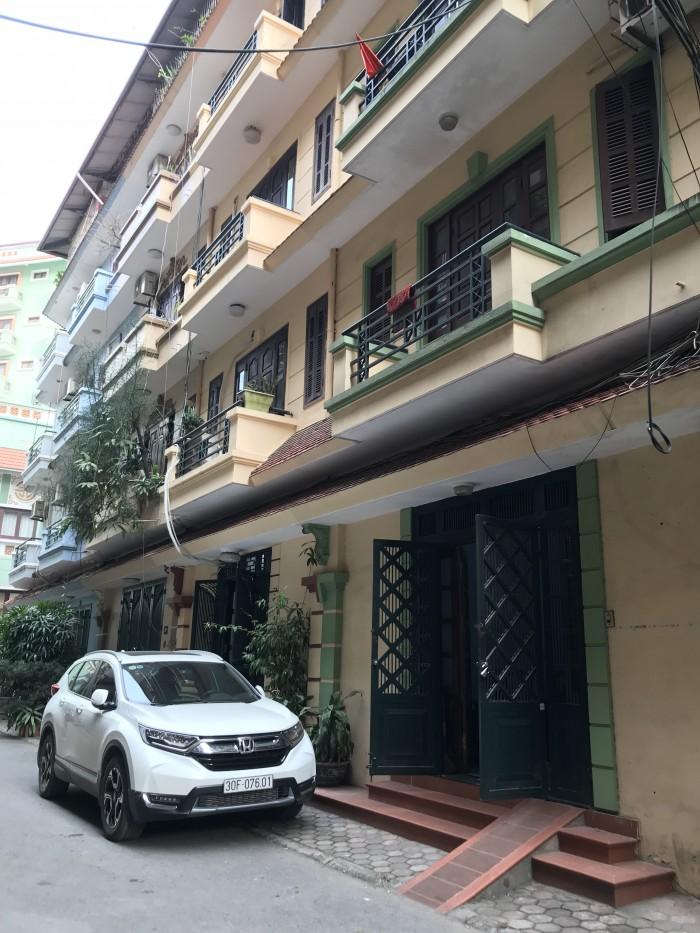 Cho thuê nhà đường Vạn Phúc, Liễu Giai, Ba Đình