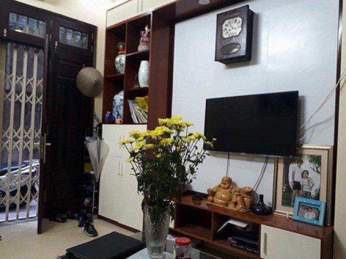 Bán căn hộ tập thể C8 Quỳnh Mai Hai Bà Trưng Hà Nội diện tích 50m2